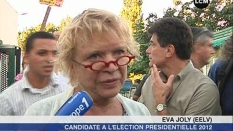 Guérini mis en examen : Eva Joly réagit