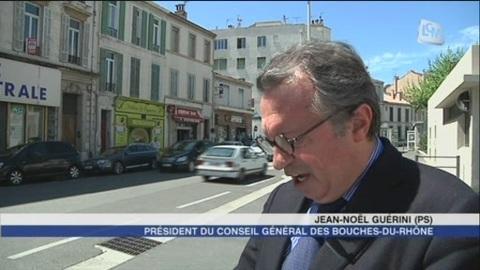 Guérini victime d'un complot? (Marseille)