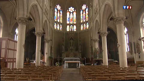 Des habitants mobilisés contre la destruction de leur église