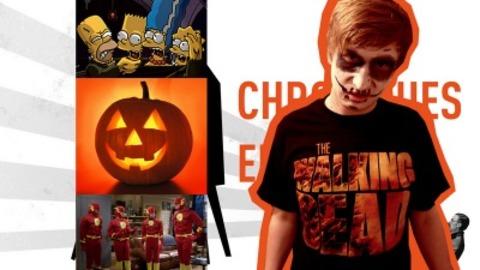 Halloween dans les séries tv ! [CES #9]