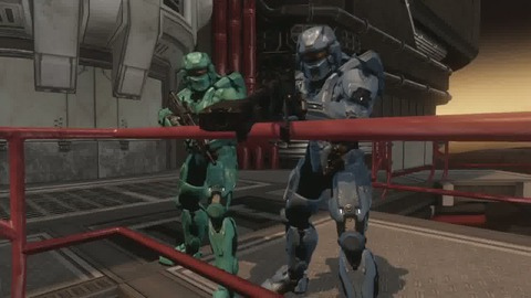 Halo 4 -  Red Vs Blue Remember To Not Forget - Xbox360.mp4
