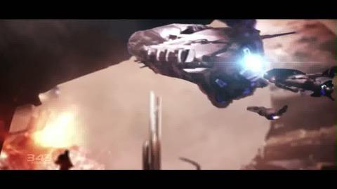 Halo 4 - Trailer d'artworks