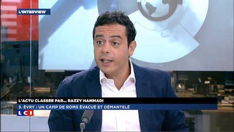 R . Hammadi sur les Roms : « le relogement est nécessaire »