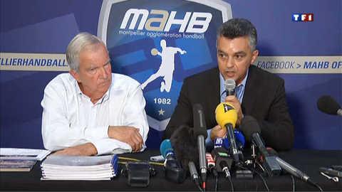 Handball : l'affaire des matchs truqués plombe Montpellier