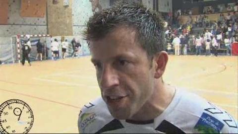 Handball N2M : Pouzauges - Le Chesnay (35 à 27)