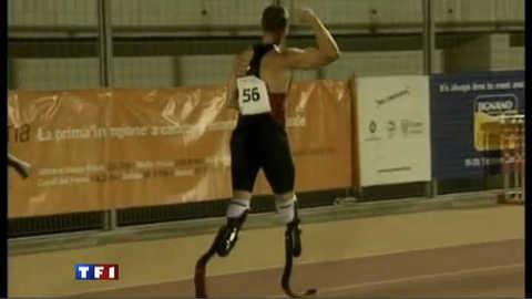 Handicapé, il va courir aux Mondiaux d'athlétisme avec les valides