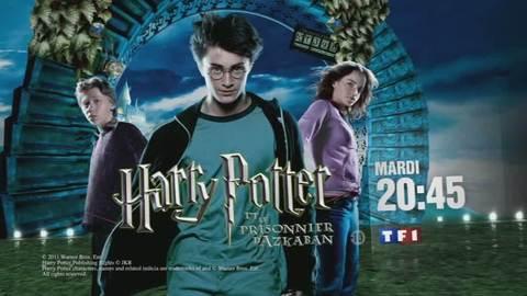 Harry Potter et le prisonnier d'Azkaban - MARDI 19 JUILLET 2011 20:45