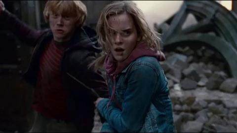 Harry Potter et les Reliques de la Mort (Deathly Hallows) Partie I - Bande-Annonce