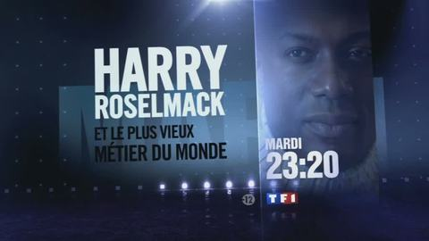 Harry Roselmack et le plus vieux métier du monde - MARDI 17 MAI 2011 23:15