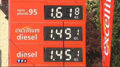 Hausse du prix de l'essence : Fatalistes, les automobilistes