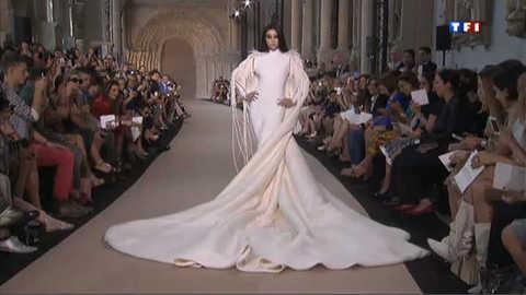 Haute-couture : à chaque