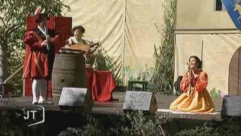 Herbergement au temps de la Renaissance (Vendée)