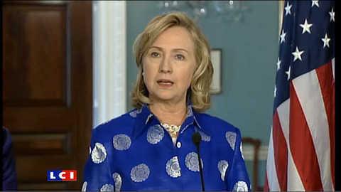 "Hillary Clinton : ""Bachar Al-Assad n'est pas indispensable"""