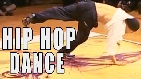 Hip Hop Dance : Gava experimental performance
