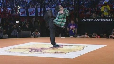 Hip-Hop : Skorpion 's dance experimence