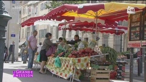 L'histoire du Cours Julien (Marseille)