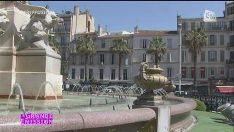 L'histoire de la place Castellane (Marseille)
