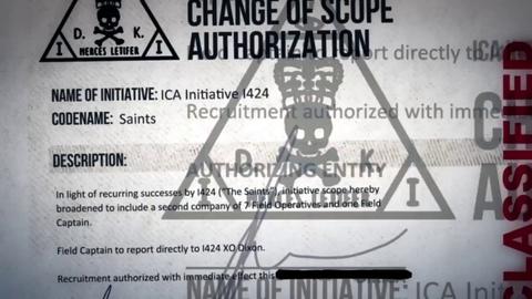 Hitman Absolution - The Saints ICA File