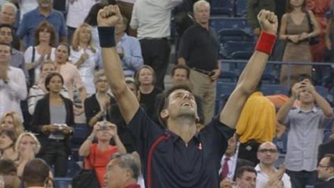 Hlts Djokovic - Del Potro