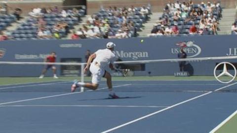 Hlts Roddick vs. Williams