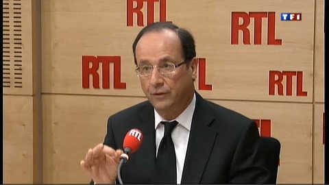 Hollande appelle implicitement à voter UMP en cas de duel avec le FN