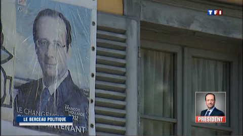 Hollande élu : les Corréziens sur un petit nuage