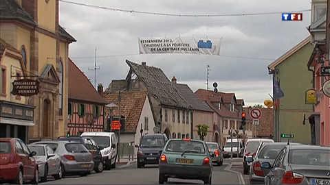 Hollande élu : un coup de massue à Fessenheim