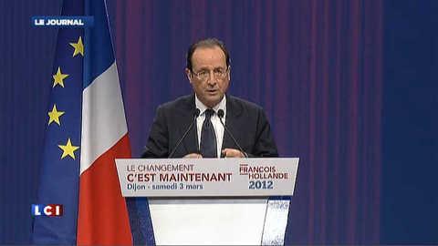 Hollande fustige les « nominations partisanes » de Sarkozy