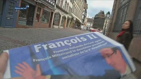 Hollande président: les alsaciens prêts au changement?