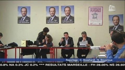 Hollande repart en campagne! (Marseille)