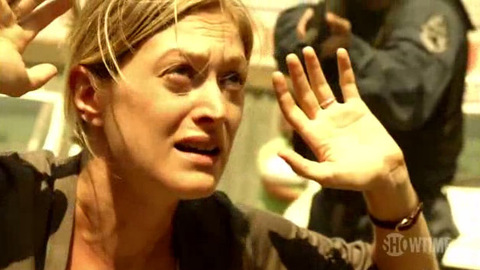 Homeland - 1x07 - The Weekend - Bande-annonce et 2 extraits