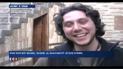 Hommage à Bassel Shahade, le héros syrien