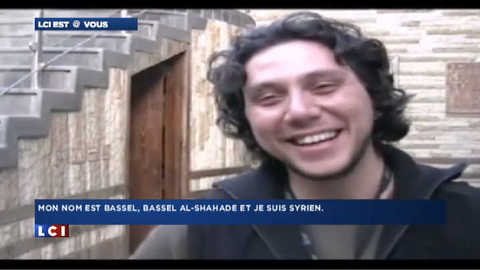 Hommage à Bassel S