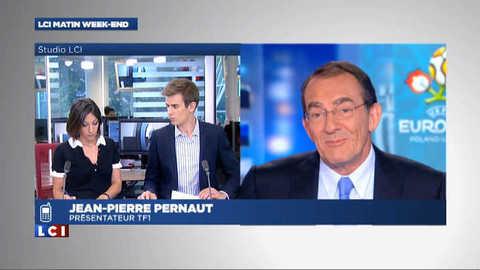 L'hommage de Jean-Pierre Pernaut à Thierry Roland