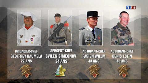 Hommage national : Varces pleure ses soldats tués en Afghanistan