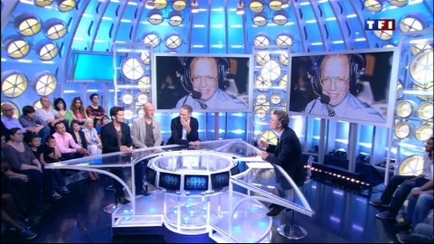Hommage à Thierry Roland : Barthez, Lizarazu, Jeanpierre (17/06/2012)