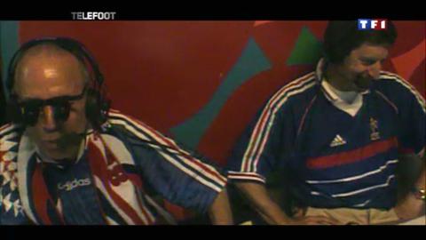 Hommage à Thierry Roland : une carrière exceptionnelle (17/06/2012)
