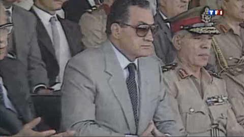 Hosni Moubarak, du palais présidentiel à la prison