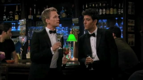 How I Met Your Mother - Extrait de la saison 5