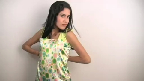 How to make a baby doll style tube top - Comment réaliser un top bustier style Baby doll