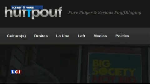 HuffPo vs HuffPouf