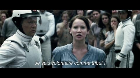 HUNGER GAMES- Bonus- Casting Katniss