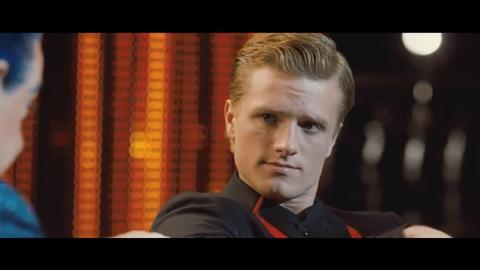 Hunger Games - Extrait 3 du film - Peeta et Caesar (HQ)