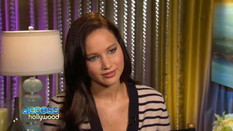 Hunger Games - Jennifer Lawrence parle de sa teinture et de l'entraînement
