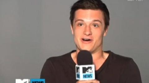 Hunger Games - Josh Hutcherson parle d'Hunger Games avec MTV News