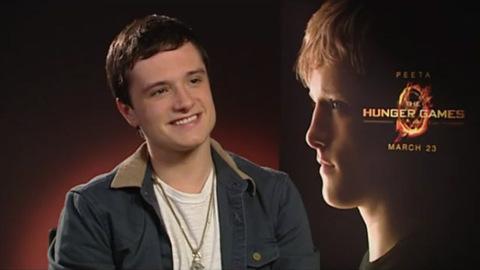 Hunger Games - Josh Hutcherson révèle que Peeta sera plus fort que dans le livre