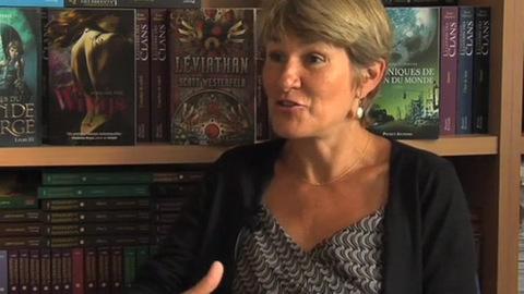 Hunger Games - Natacha Derevitsky parle du phénomène de la dystopie et 'Hunger Games'