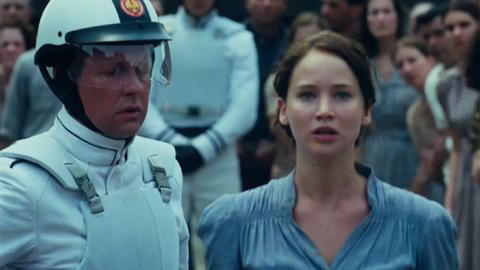 Hunger Games: Trailer VOST