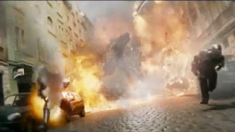 G.I. JOE - 4 minutes du film - spot VF