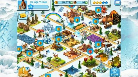 Ice Age Village - E3 2012 Trailer - iOS Android.mp4